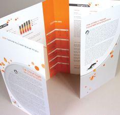 """Création et maquettage du rapport annuel """"La Différence"""" pour le Crédit Mutuel Anjou"""