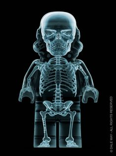 Lego Stormtrooper X-ray                                                                                                                                                     Plus