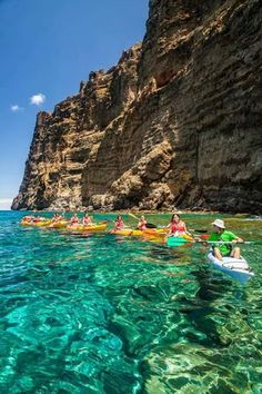 Los Gigantes, Tenerife, Canary Islands, Spain