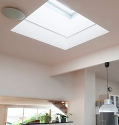 Attractive Warm Flat Roof Systems.UK   VELUX FLAT ROOF WINDOWS