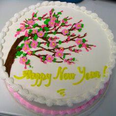 HAPPY NEW YEAR CAKE WALLPAPER cakepins.com