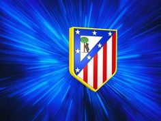 Download Atletico madrid logo wallpapers