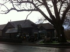 The Oak Tree Inn, Balmaha. Amazing pub at Loch Lomond!
