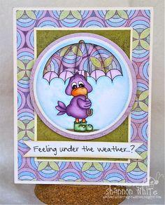 Enchanted Ladybug Creations: Feeling Under the Weather...? - TT113