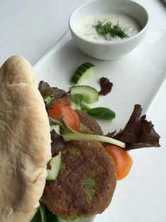 Falafel met Tahini saus