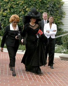 Image result for Diana Ross Michael Jackson Funeral