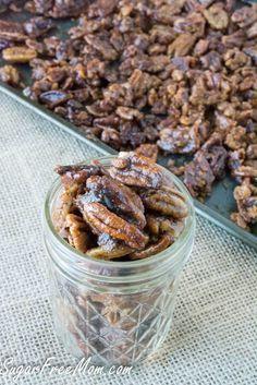 Pumpkin-Pecan Cake with Brown Sugar and Bourbon Glaze | Recipe ...
