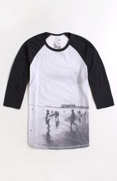 On The Byas Boarder Baseball Tee love this shirt men Style fashion