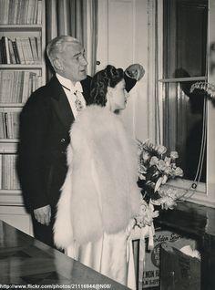 https://flic.kr/p/dT77x9 | H.R.H.Princess Margaret in Scotland | DATE:September 24 1948 D:Princess Margaret in Scotland /original photo