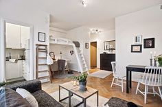 Cool small place in Gothenburg | Daily Dream Decor