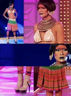 A tumblelog created to appreciate the fabulousness of Raja, RuPaul's Drag Race Season 3 contestant. Judy Garland, Paper Fashion, Fashion Art, Ru Paul, Kardashian, Raja Gemini, Drag Queen Outfits, Baby Queen, Movies