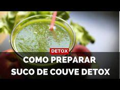 Nutricionista Ensina Como Preparar Suco de Couve Detox - Fator da Perda de Peso - YouTube