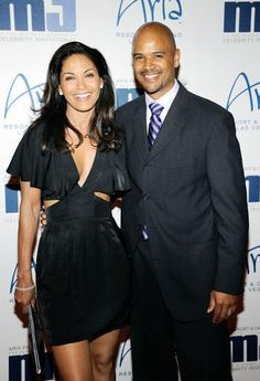 Black couple...Sally & hubby