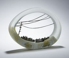 morgan contemporary glass gallery - Images for Mikyoung Jung - An Appreciative Gaze
