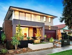 casa con techo inclinado - Buscar con Google