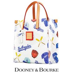 793c1269423 Los Angeles Dodgers MLB Clear Lunch Tote by Dooney  amp  Bourke - MLB.com