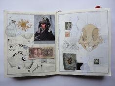 Design Sketchbook One by Jessie Holmes, via Behance