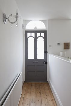 Entrance | open plan | timber floor | front door