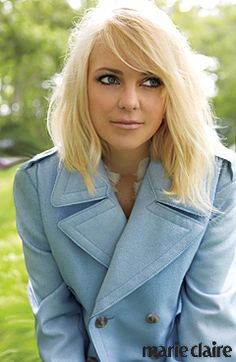 Anna Faris as CeeCee--she's funny, she's fierce, and she'll win every verbal sparring match you have with her!