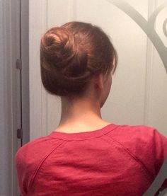 Swirly bun Low Bun Hairstyles, Lady, Hair Styles, Women, Hair Plait Styles, Hair Makeup, Hairdos, Haircut Styles, Hair Cuts