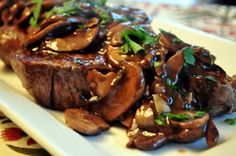 This roast beef tenderloin looks glamorous and tastes amazing, yet it's practically foolproof. The meat gets its deeply browned exterior in the oven at a single temperature; no pre-searing or fussing with different temperatures necessary. Even better: The deeply flavoured, thyme-infused red wine sauce can be made days ahead, so there's no last-minute panic when it comes time to serve.