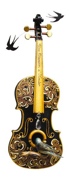 painted-violin-by-richard-rouse