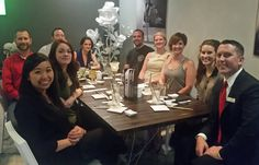 We had a great time at Shakou for our Young Professionals Networking Event!
