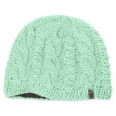 The North Face Cable Fish Beanie Womens Hat 2013 by The North Face. $38.00. The North Face Cable Fish Beanie Womens Hat 2013 - Keep your head protected from the elements with The North Face Cable Fish Beanie. This wool and acrylic beanie features a micro-fleece ear band that will give you additional warmth for your ears which is highly important. The North Face Cable Fish Beanie is perfect for those chilly days whether you are on or off the mountain. . Warranty: Lifet...