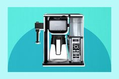 This Ingenious Coffee Maker Is Better than Having Your Own Personal Barista — And It's On Sale Right Now! Ninja Coffee Bar System Sale at Walmart Ninja Coffee Maker, Coffee Maker Machine, Best Coffee Maker, Drip Coffee Maker, Coffee Concentrate, Fancy Drinks, Good Find, Great Coffee, Holiday Sales