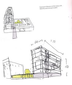 Modern Architecture Sketches concept sketch | ando tadao | pinterest | tadao ando and modern