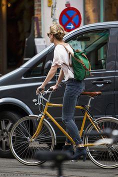 Biker style (via streetstyleseconds)