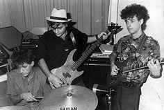 Soda Stereo, Like A Rolling Stone, Rolling Stones, Zeta Bosio, Rock Argentino, Rock Legends, Singer, My Love, 1984