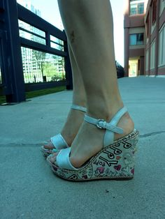 coach wedges , me and you mom must get these !!