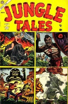Jungle Tales (Volume) - Comic Vine