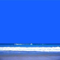 beach 01 2009 C-print, plexiglas 31.3×31.3cm