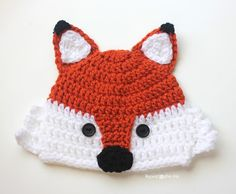 This crochet fox hat has been much requested and on my to-do list for a long time! After some inspiration from my Repeat Crafter Me Crochet FB Group, I finally put yarn to hook and came up with this cutie! I used my basic hat pattern and added embellishments. Full FREE pattern is below! Materials: …