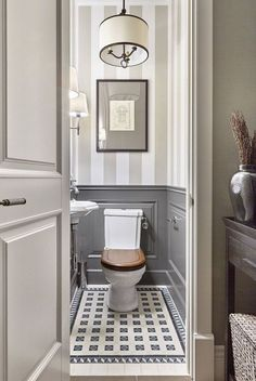 Wainscoting In Bathroom Ideas . Wainscoting In Bathroom Ideas . Bathroom Wainscoting What It is and How to Use It Best Bathroom Designs, Bathroom Design Small, Bathroom Interior Design, Bathroom Ideas, Simple Bathroom, Bathroom Remodeling, Small Elegant Bathroom, Modern Bathroom, Earthy Bathroom