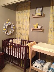 TheZMom: The Closet Nursery- Small Spaces For Growing Your Family