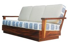 The Honolulu Collection from the Honolulu Furniture Company - classic 1930ʻs look made out of monkeypod