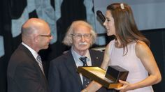 Crown Princess Mary attended the Brain Room Reception and presented the prize, May 1, 2014.