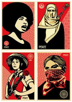 International Women's Day Poster Design. Click to customize ...