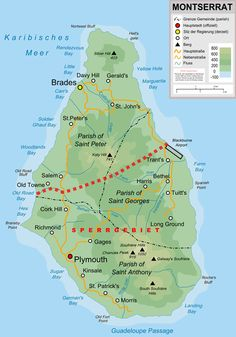 76 best Maps - Caribbean images on Pinterest | Caribbean, Maps and ...