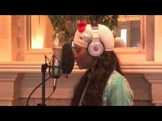 Sia - Chandelier (original key) - Amanda Cole cover