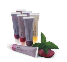 Aveda lipshine: transparante lippgloss met een frisse smaak op basis van gecertificeerd organische vanille, pepermunt, kaneel,anijs en basilicum. www.lemage-shop.nl