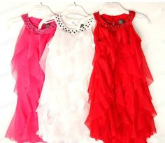 Find More Dresses Information about 2013 New arrival Stereo Rhinestone summer girls chiffon dress high grade very beautiful 3 colors 6pcs/lot,High Quality chiffon girl dress,China chiffon dresses Suppliers, Cheap chiffon summer dress from Leader international trade company on Aliexpress.com