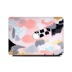 Macbook-Hülle – Moderne Edelsteine – Kelley – Join the world of pin Macbook Pro 13, Funda Macbook Air, Macbook Air Stickers, Macbook Pro Touch Bar, Macbook Air 13 Case, Macbook Decal, Keyboard Stickers, Mac Book Cover, Book Covers