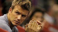 David Robert Joseph Beckham , (born 2 May 1975) is an English former footballer.