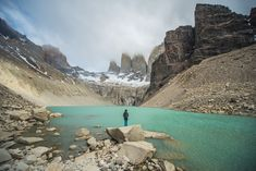 Discover some of the world's most insane landscapes with incredible timelapses (Pic : Torres del Paine, Patagonia, Chile)