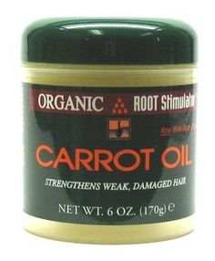 Organic Root Stimulator Carrot Oil 4 oz. Jar (3-Pack) with Free Nail File *** This is an Amazon Affiliate link. Learn more by visiting the image link.
