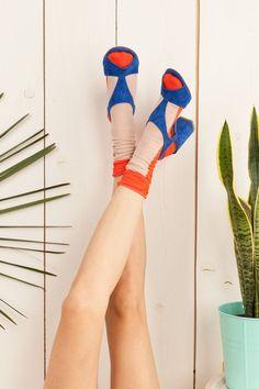 socks and shoes on socks | ban.do